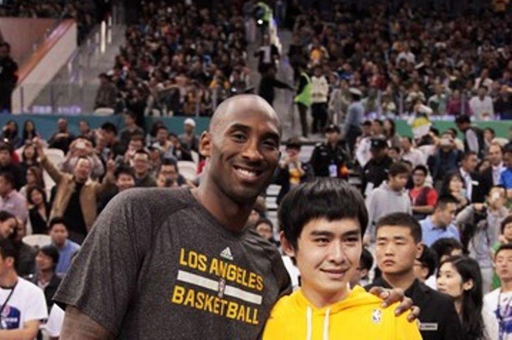 Λος Άντζελες Λέικερς: «Υστερία» για Κόμπι στην Κίνα! (videos)