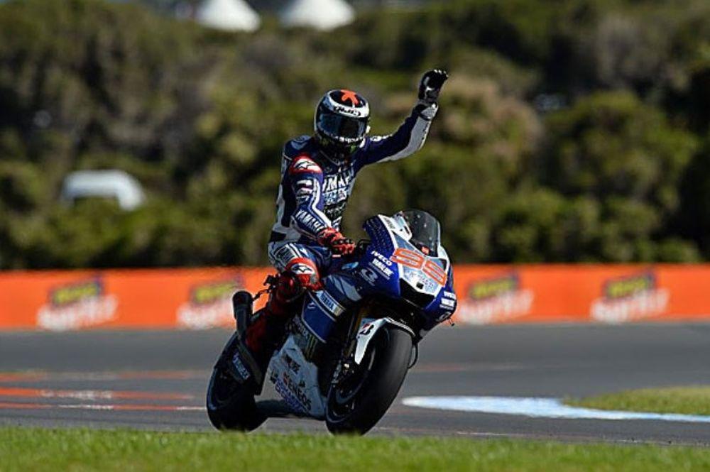 Moto GP Αυστραλίας: Ο Λορένθο και αν νικήσει…, ο Μάρκεζ θα πανηγυρίσει (photos)