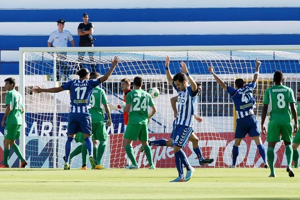 Ατρόμητος-Λεβαδειακός 3-0: Τα γκολ του αγώνα (video)