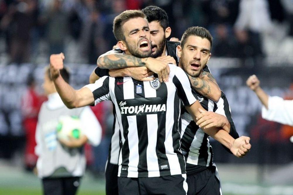 ΠΑΟΚ - Αστέρας Τρίπολης 2-0: Τα γκολ του αγώνα (video)