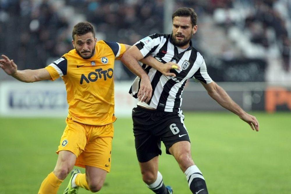 ΠΑΟΚ - Αστέρας Τρίπολης 2-0: Τα γκολ και οι καλύτερες φάσεις (video)