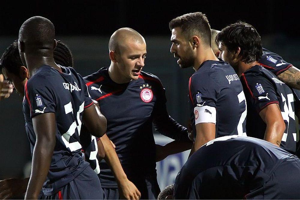 Πλατανιάς - Ολυμπιακός 1-4: Τα γκολ του αγώνα (video)