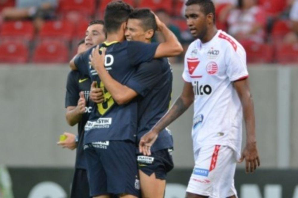 Brasileiro: Θεαματική Σάντος (videos)