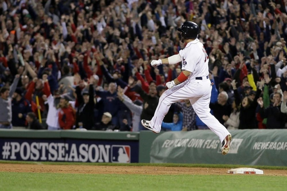 MLB: Με Victorino στο World Series οι Ρεντ Σοξ (videos)
