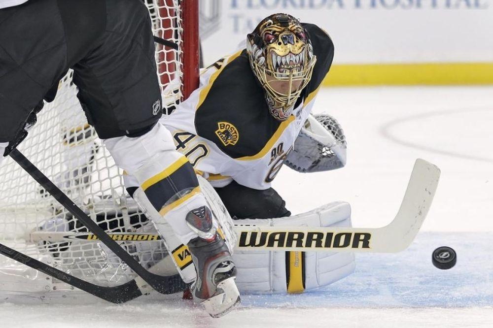 NHL: «Σφραγίδα» Rask για Μπρούινς (videos)