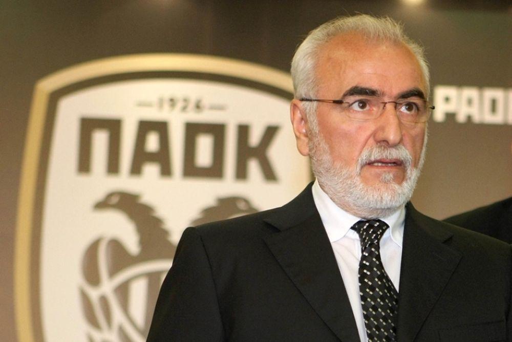 Σαββίδης: «Να μαζευτούμε ξανά όλοι μαζί την Πέμπτη»