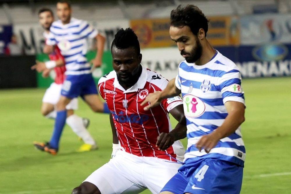 Τσεμπερίδης: «Πιστεύω ότι θα πάρουμε τη νίκη»