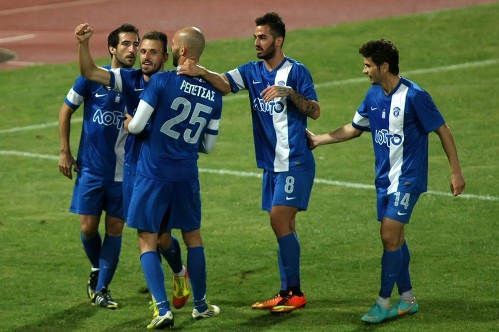 Νίκη τεσσάρων αστέρων στο Βόλο, 4-0 τον Απόλλωνα