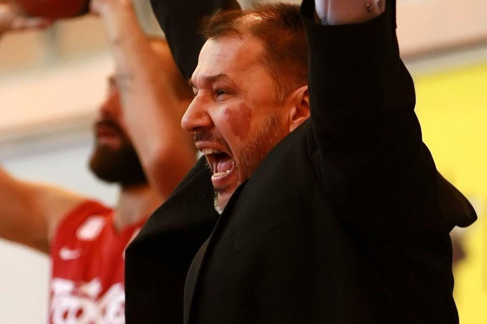 Λιόγας: «Δεν ασχοληθήκαμε με Ολυμπιακό»