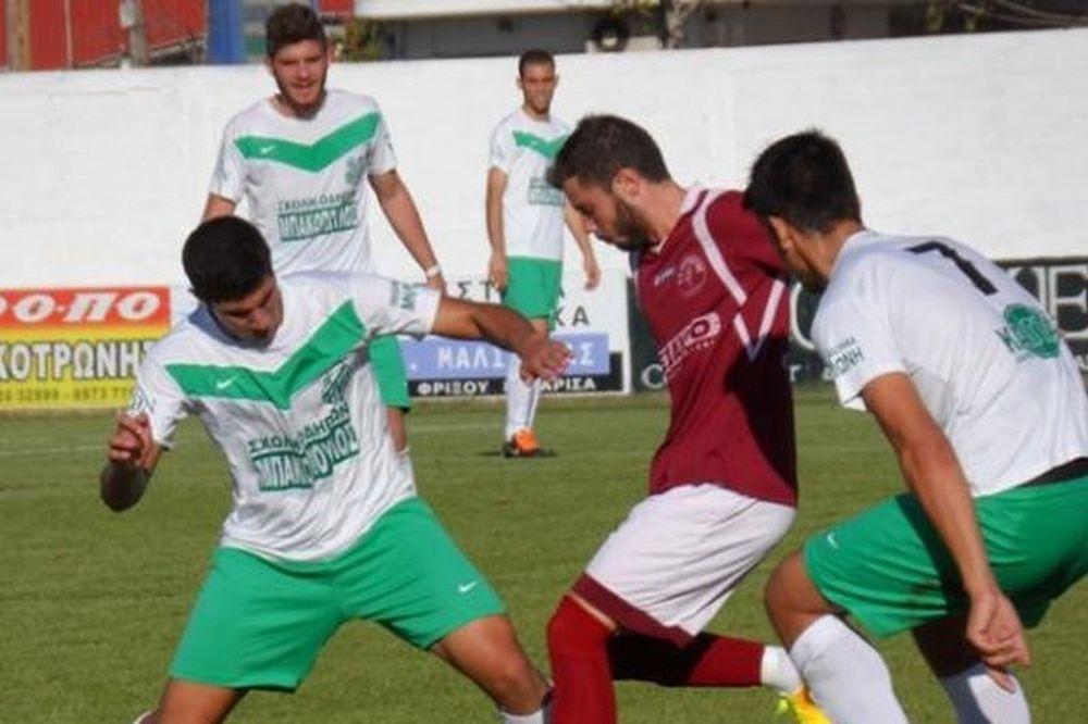 Αμπελωνιακός – Πυργετός 2-0