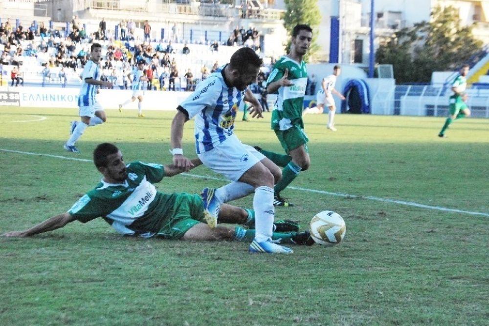 Ιωνικός-Ατσαλένιος 1-0