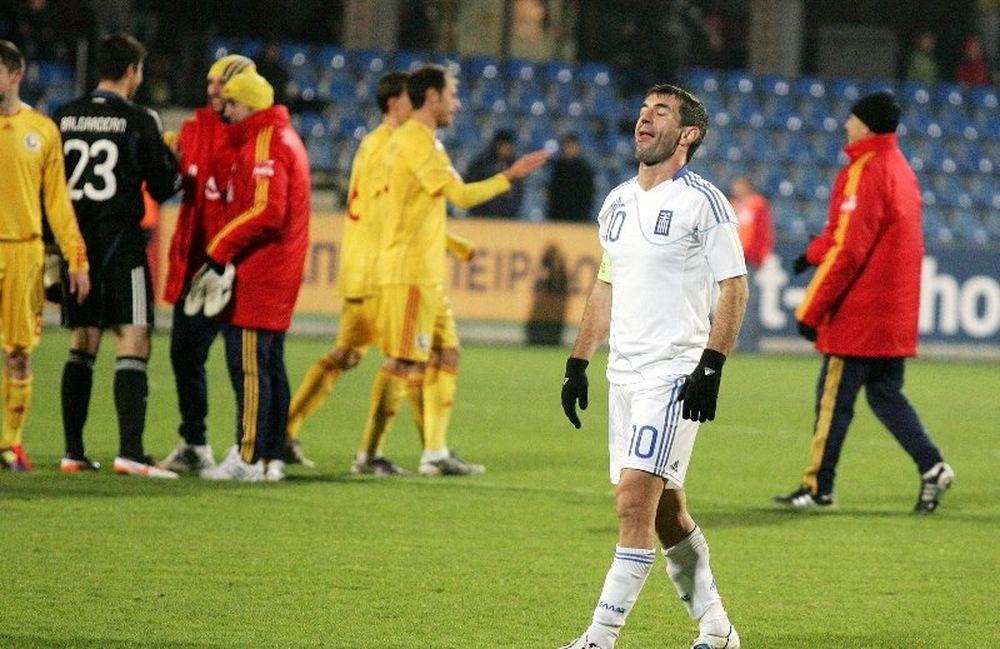 Ελλάδα: Από Ρουμανία η πρώτη ήττα του Σάντος (photos+video)