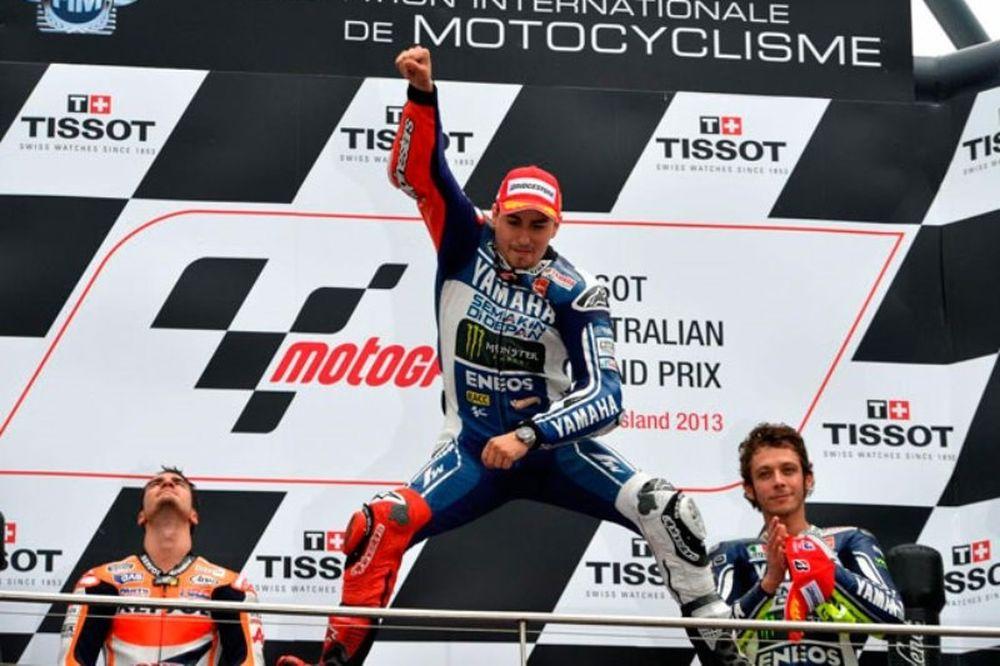 Moto GP Αυστραλίας: Η νίκη του Λορένθο (photos+video)