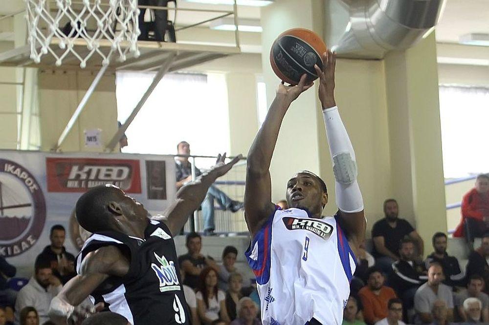 Basket League ΟΠΑΠ: MVP της αγωνιστικής ο Σάτον
