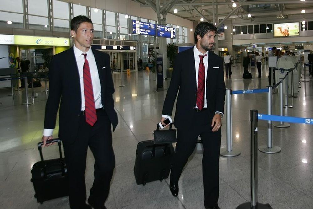 Ολυμπιακός: «Πετάει» για Λισαβόνα