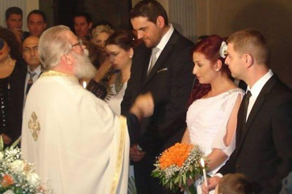 Κόροιβος Αμαλιάδας: Παντρεύτηκε ο Χατζής