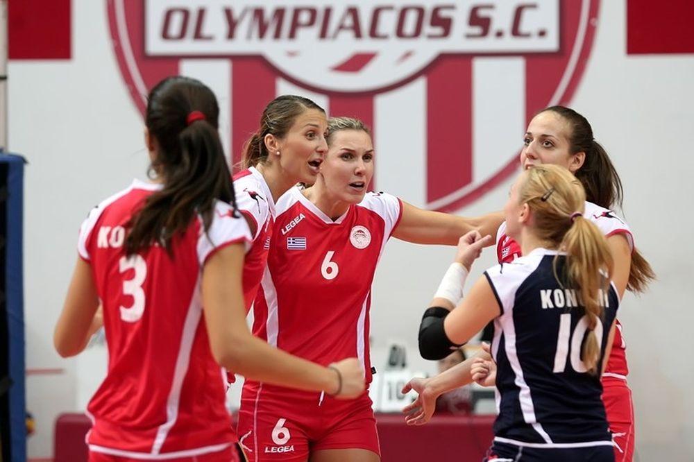 Ολυμπιακός: Θρίαμβος επί της Παρί