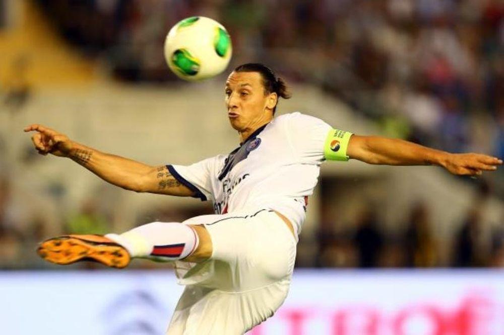 Παρί Σεν Ζερμέν: Τα πιο… τρελά γκολ του Ιμπραΐμοβιτς (video)