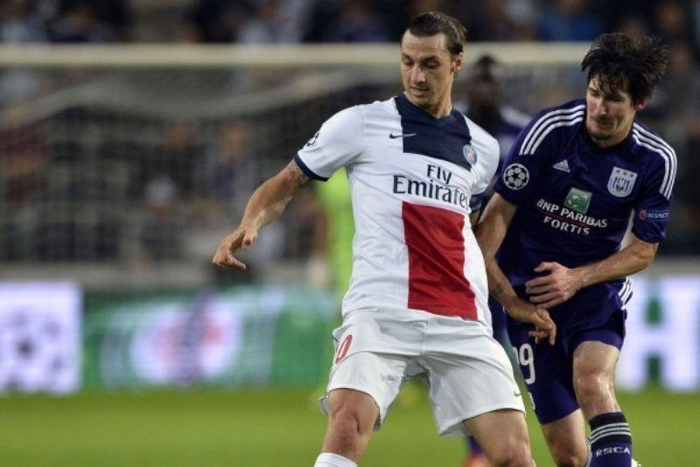 Παρί Σεν Ζερμέν: Z for Zlatan (video)