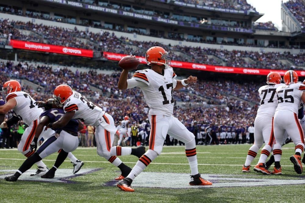NFL: Αλλάζουν quarterback οι Μπράουνς και Βάικινγκς!