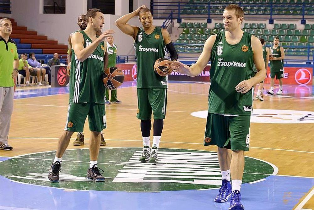 Η Κύπρος είναι πράσινη, Παναθηναϊκέ