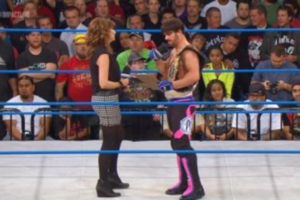TNA Impact Wrestling: CM Punk και Big Show… (videos)