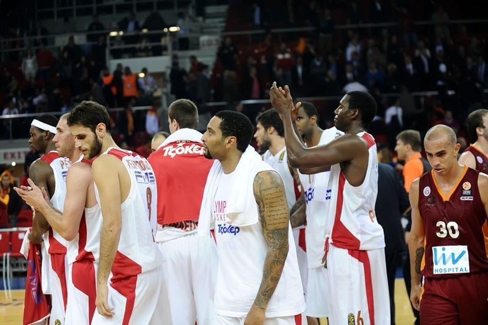 Ολυμπιακός: Χειροκροτήθηκε από τους Τούρκους (video)