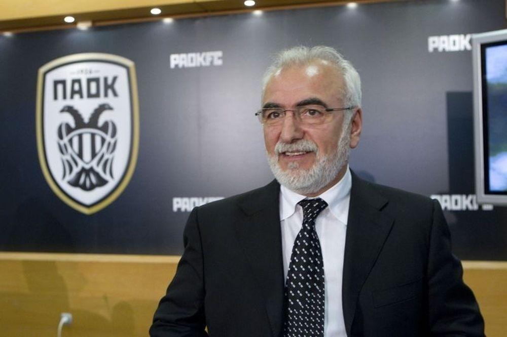 Σαββίδης: «Σε άδειο γήπεδο, δεν γύρναγε»
