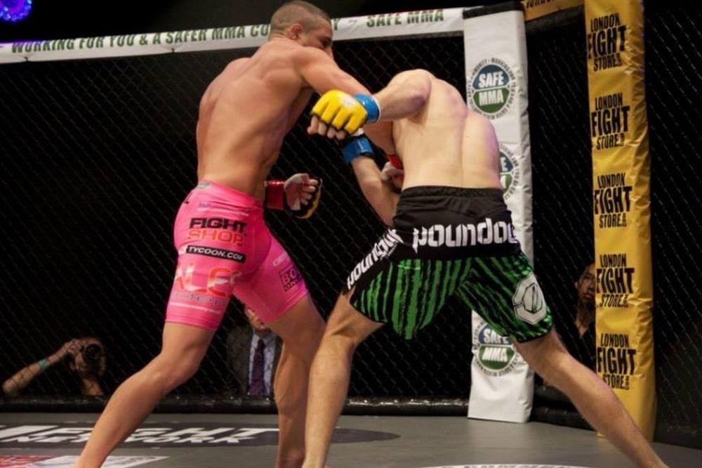 Cage Warriors Fight Night 9: «Ιορδανική» νίκη για Grimaud