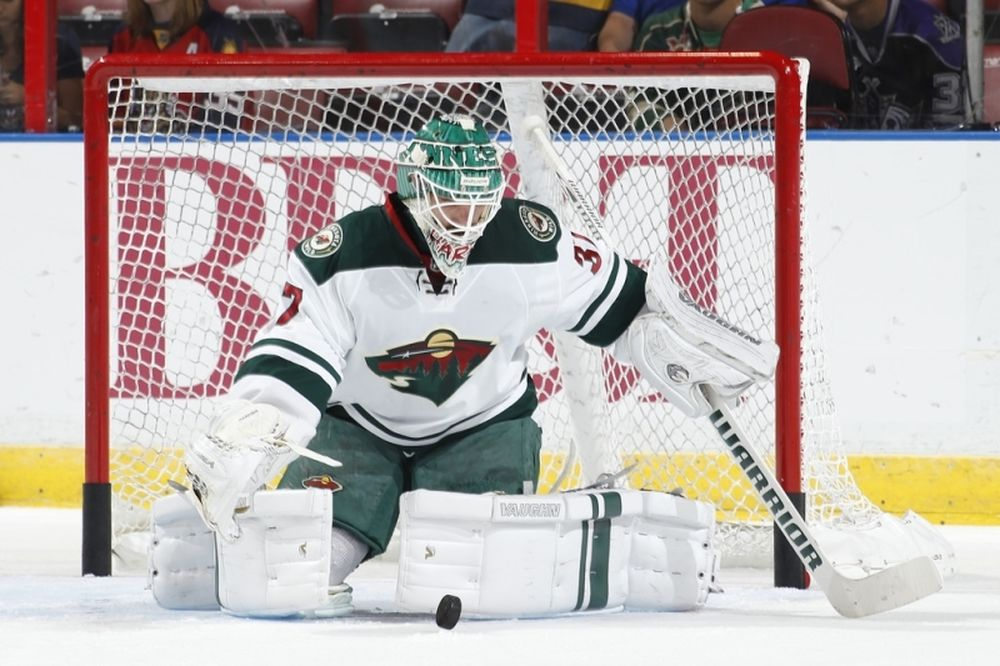 NHL: «Έπεσε» και ο Harding