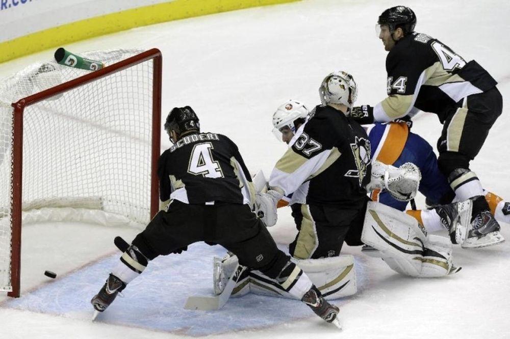 NHL: «Τρελή» ανατροπή από Άιλαντερς (videos)