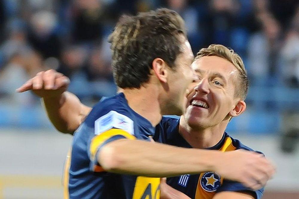 Αστέρας Τρίπολης - Λεβαδειακός 2-0: Τα γκολ του αγώνα (video)