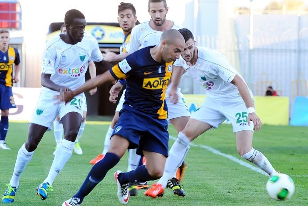Αστέρας Τρίπολης-Λεβαδειακός 2-0: Τα γκολ και οι καλύτερες φάσεις (video)