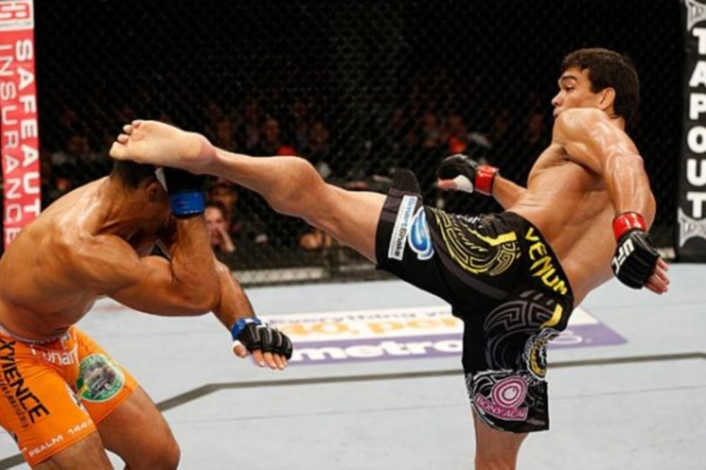 UFC Fight Night 30: «Ζωγράφισε» ο Machida (GIFs+videos)