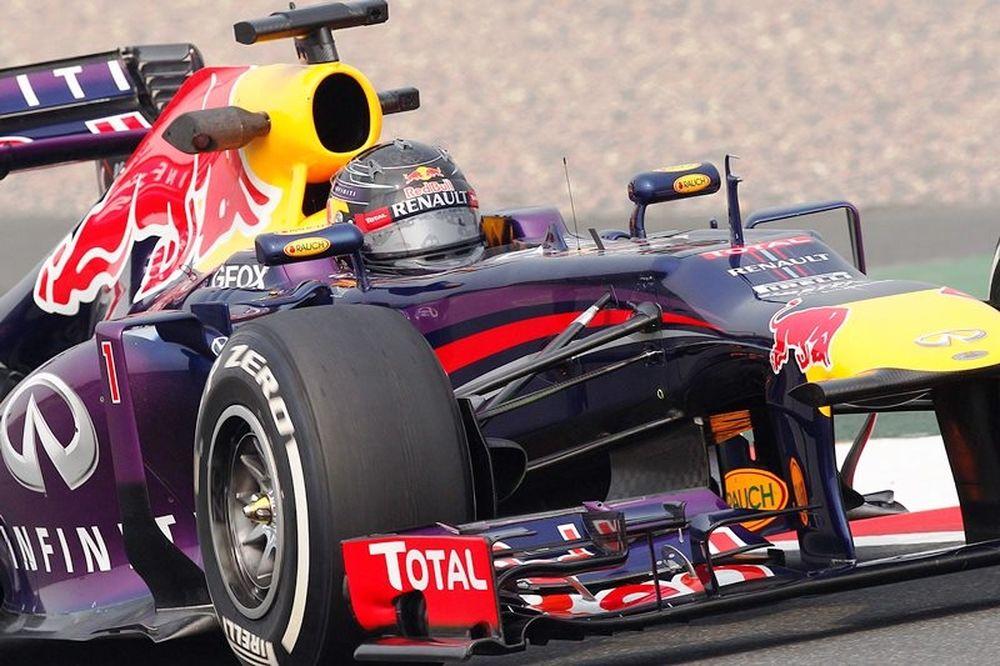 Formula 1: Μαχαραγιάς ο Φέτελ!