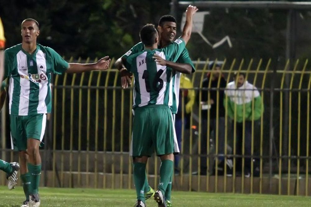 Επιτέλους νίκη για Αχαρναϊκό, 3-0 στα Μέγαρα τον Βύζαντα
