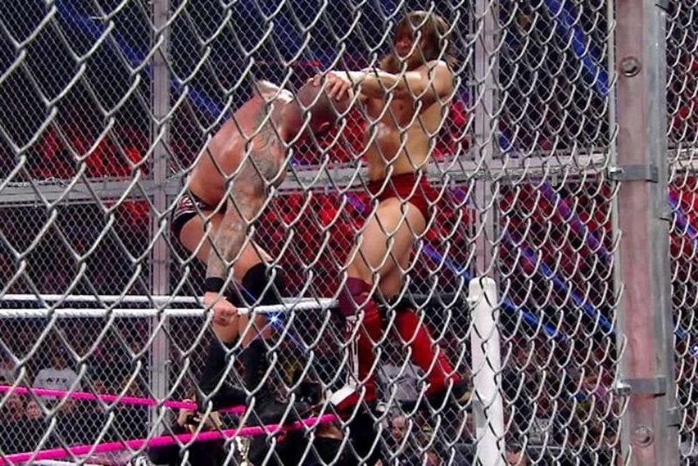 Hell In a Cell: To αληθινό «πρόσωπο» του Shawn Michaels (videos+photos)