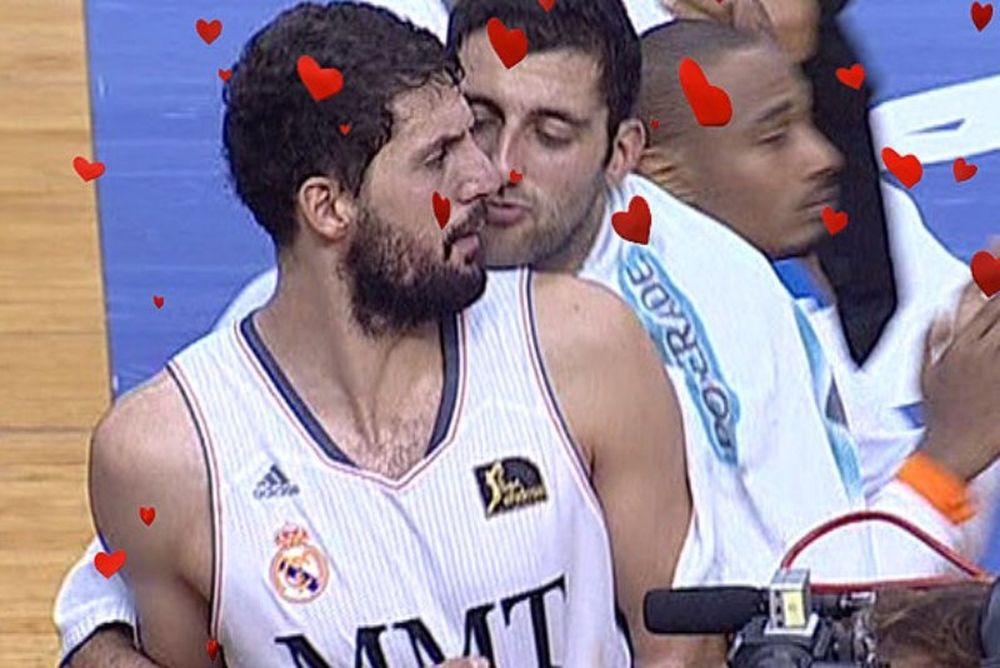 Ρεάλ Μαδρίτης: Οι... αγάπες του Μπουρούση στον Μίροτιτς! (photos+video)