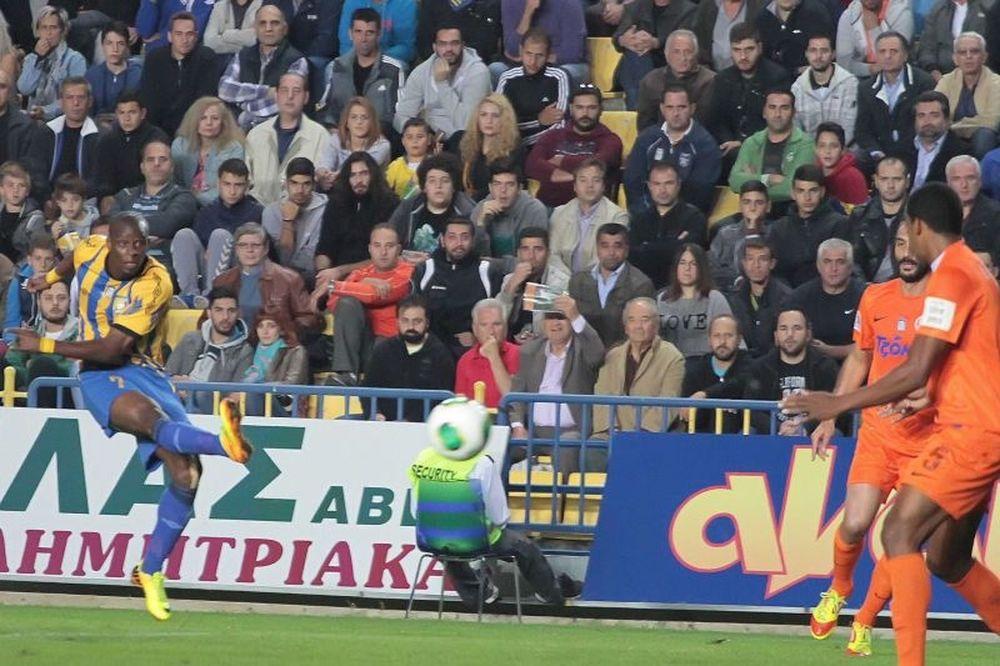 Παναιτωλικός - ΑΕΛ Καλλονής 4-0: Τα γκολ του αγώνα (video)