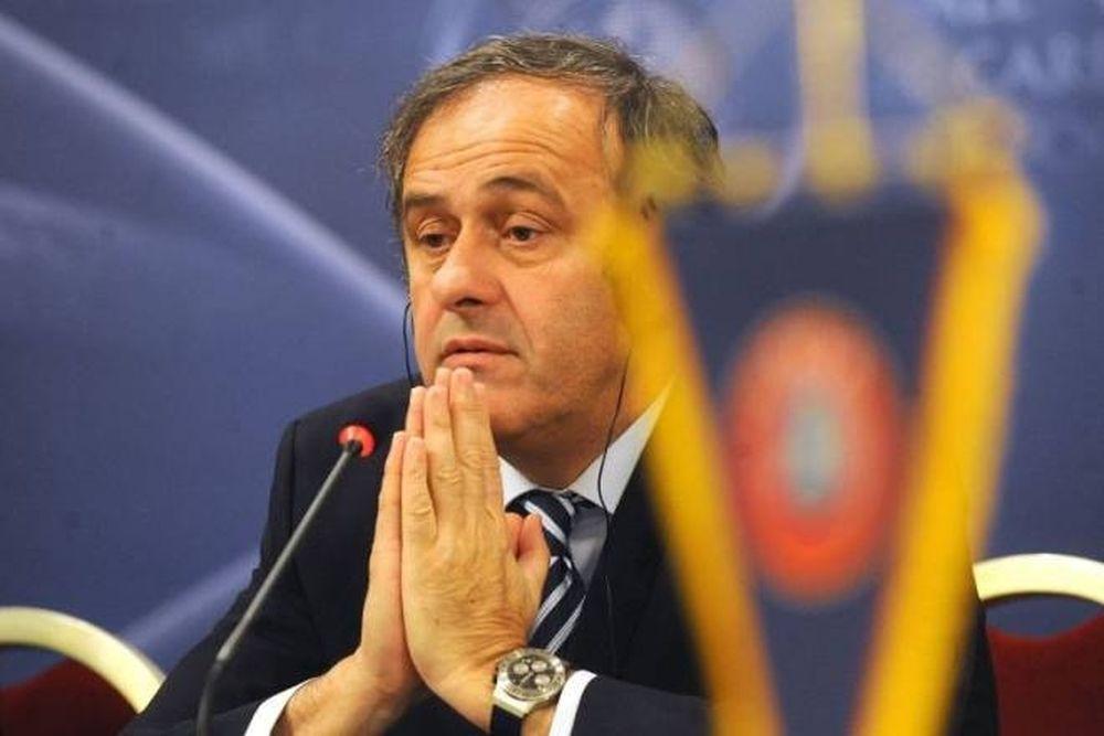 Πλατινί: «Ναι στις 40 ομάδες στο Μουντιάλ»