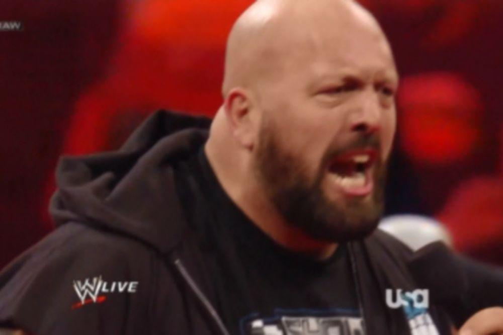 Raw SuperShow: Δεν καταλαβαίνει ο Big Show (photos+videos)