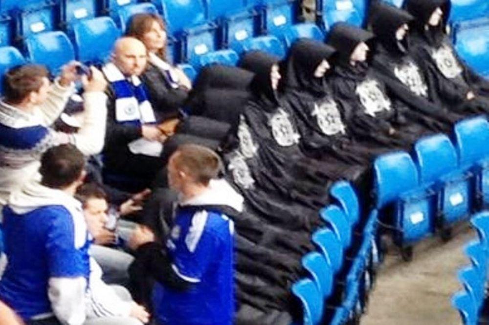 Ενδεκάδα τρόμου σε γήπεδα της Ευρώπης (photos)