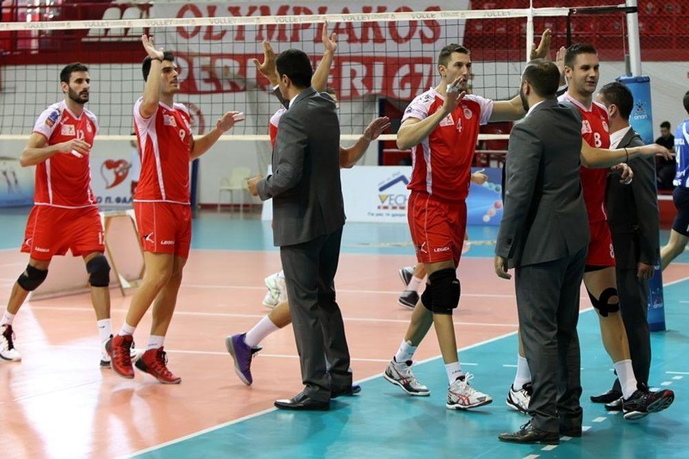 Volleyleague: Το πρόγραμμα και οι διαιτητές της 4ης αγωνιστικής