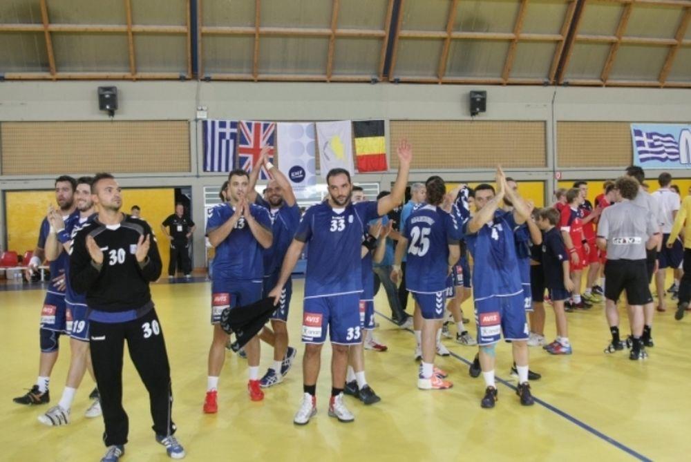Εθνική Χάντμπολ Ανδρών: Η 17άδα για Ολλανδία και Βέλγιο