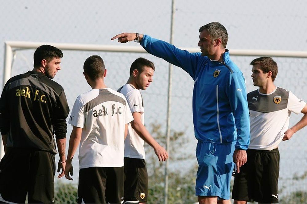 ΑΕΚ: Ατομικό ο Μπρέσεβιτς, στο γυμναστήριο ο Τσούπρος