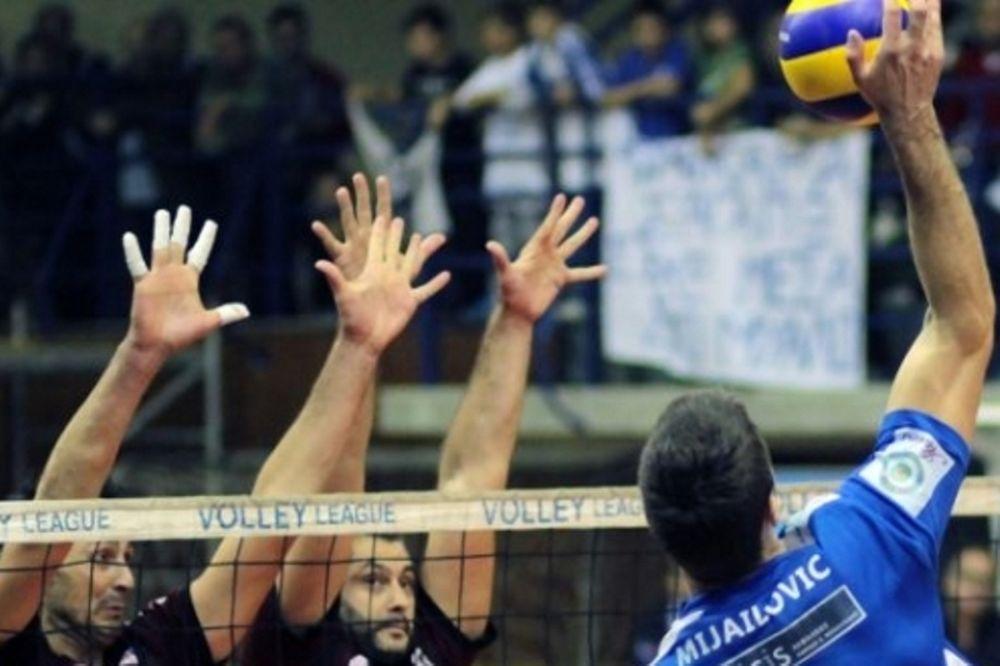Volleyleague ΟΠΑΠ: MVP ο Μιγιαΐλοβιτς