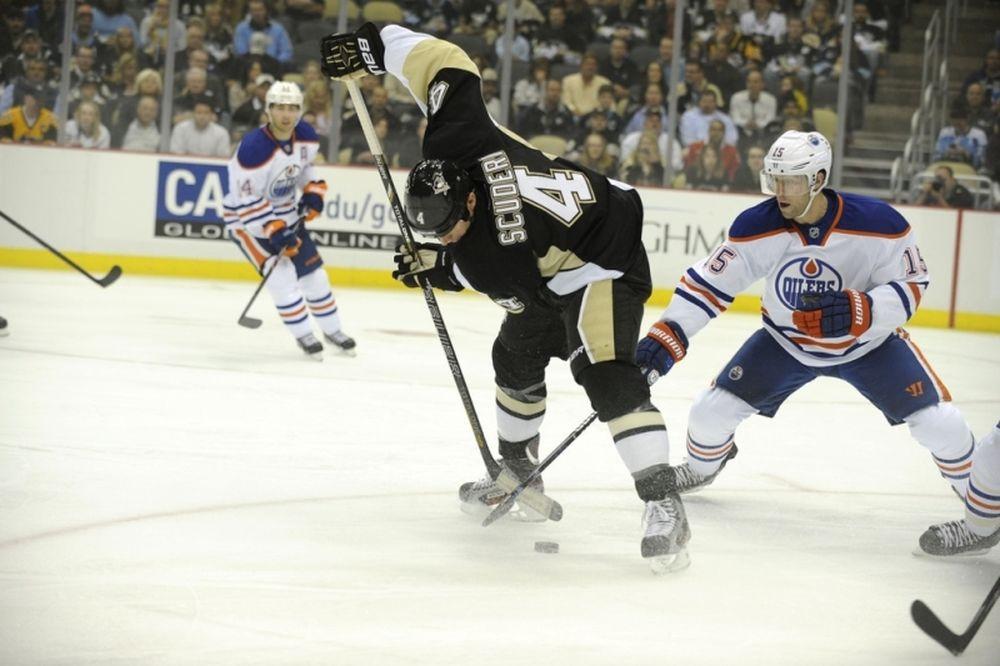 NHL: Στα πιτς ο Scuderi