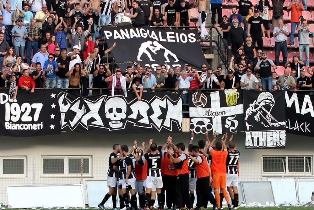 Football League: Πρώτη σέντρα στο Αίγιο