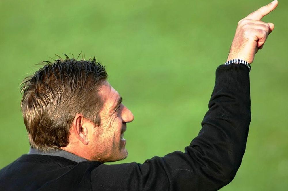 Παντελίδης: «Η ευθύνη βαρύνει και τον προπονητή»