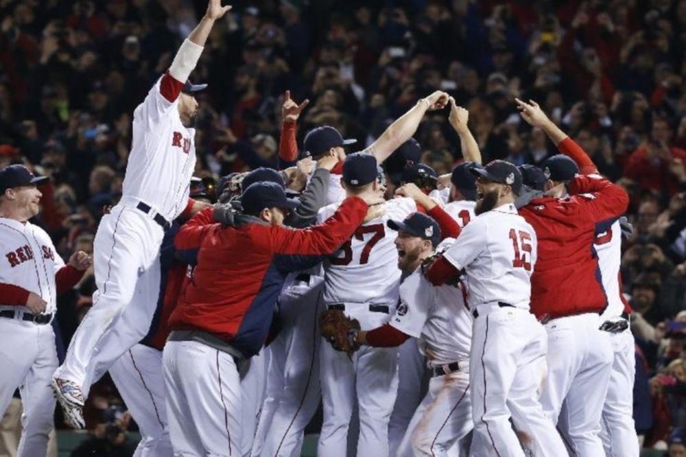 MLB: Πρωταθλητές οι Ρεντ Σοξ (photos+videos)